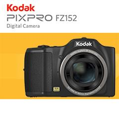 Kodak FZ152 Digital Camera