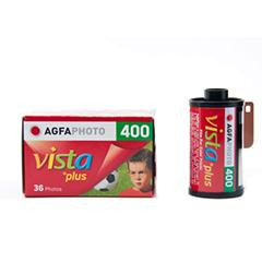 Agfa Vista Plus 400 135-36