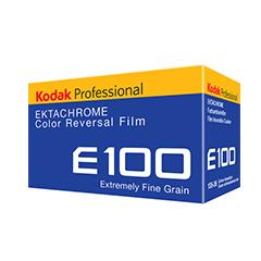 135-36 EKTACHROME Prof Film E100